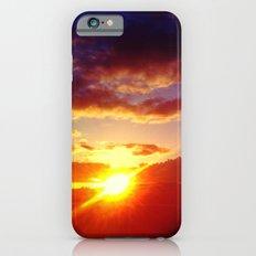 Scottish Sunset iPhone 6s Slim Case