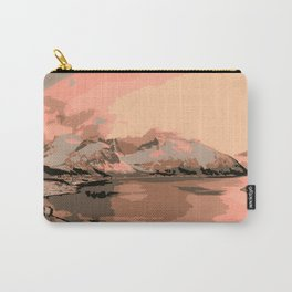 Beautiful Mountains Nature Landscape Carry-All Pouch