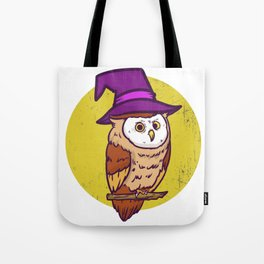 witch owk Tote Bag