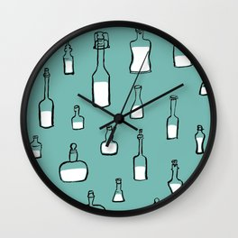 Lactose fest Wall Clock