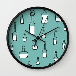 Lactose fest Wall Clock