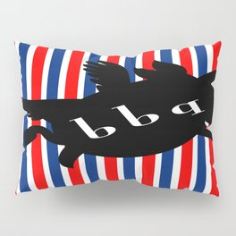 BBQ flying pig Pillow Sham