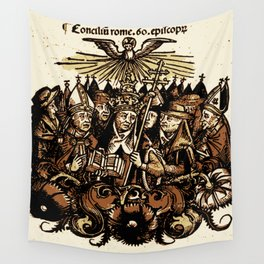 Concilia of the Sixth Age Wall Tapestry