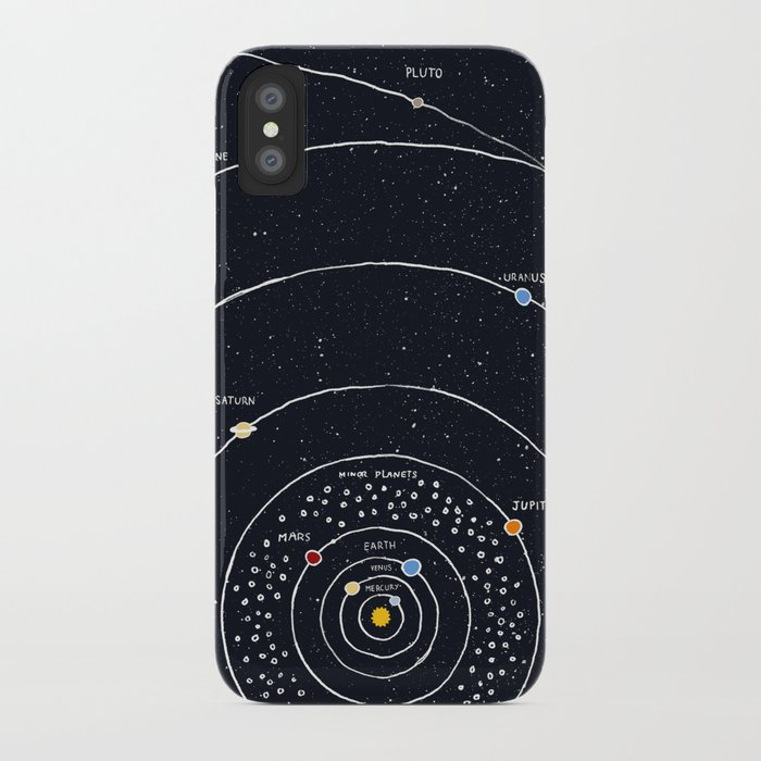 solar system iphone xr case - photo #25