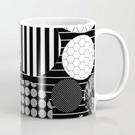 Eclectic Circles II Coffee Mug
