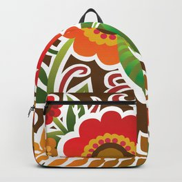 Fun With flowers Backpack