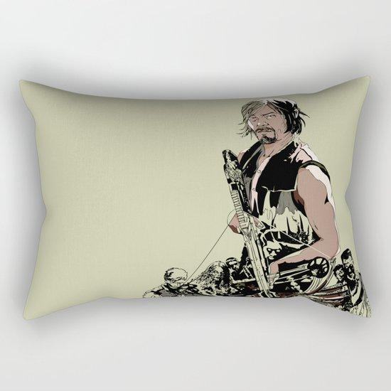 Daryl Dixon Rectangular Pillow
