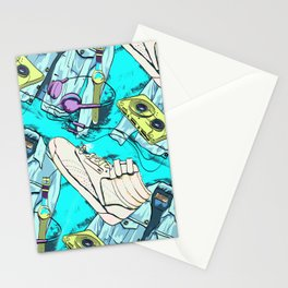 Rockin 80s Stationery Cards