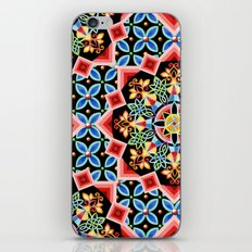 Folkloric Brocade iPhone & iPod Skin