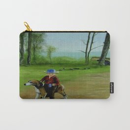 The Hound Dog Kid Carry-All Pouch
