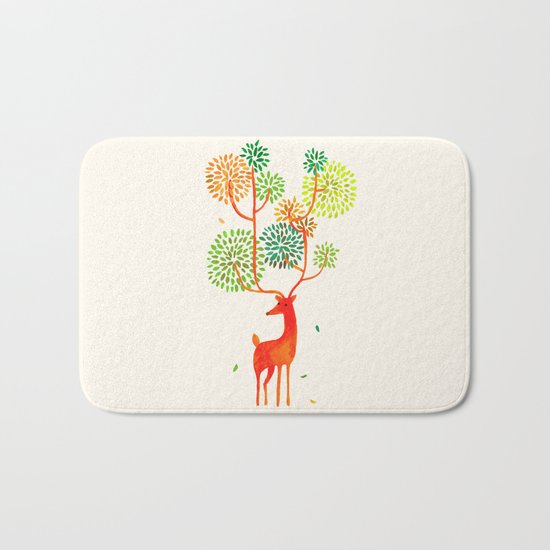 For the tree is the forest Bath Mat