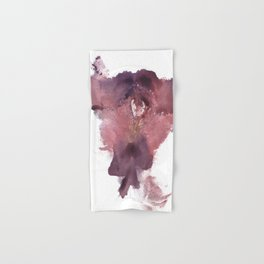 Verronica's Vulva Print No.3 Hand & Bath Towel