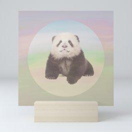 SAVE THE GIANT PANDA Mini Art Print