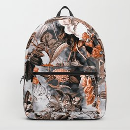 Autumn Garden Backpack