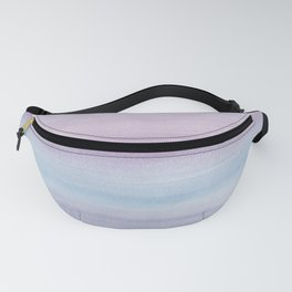 Pastel Watercolor Dream #1 #painting #decor #art #society6 Fanny Pack