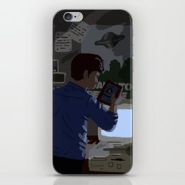 FBI's Most Unwanted iPhone Skin