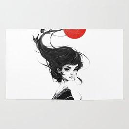 That One Geisha Rug