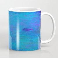 underwater Mugs featuring Underwater by Inmyfantasia