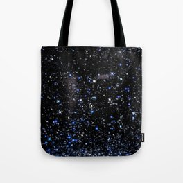 Blue Goldstone Tote Bag