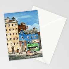 The Blue House Stationery Cards