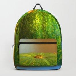 Bright Kobocha Backpack