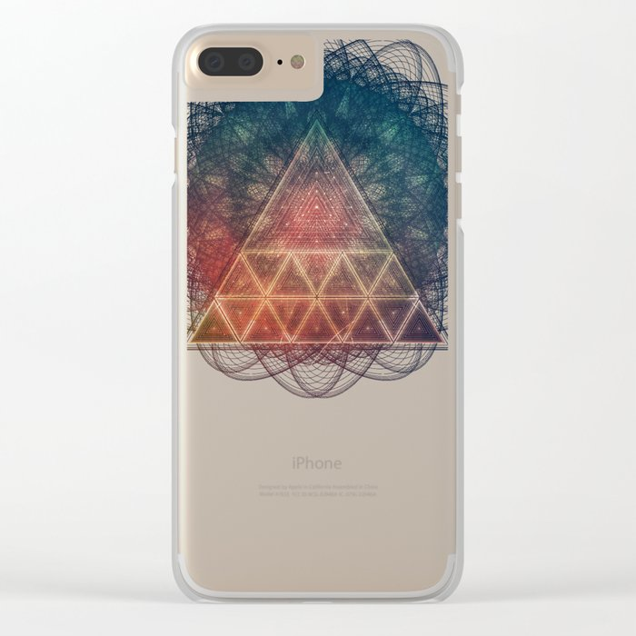 zpy yyy tryy Clear iPhone Case
