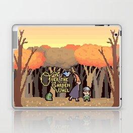 Over the Garden Pixel Laptop & iPad Skin