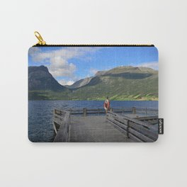 Lake Jotunheimen Norway Carry-All Pouch