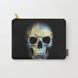 Swedish Skull Carry-All Pouch