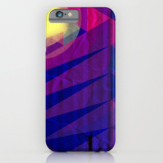 Intergalactic Sunrise iPhone & iPod Case