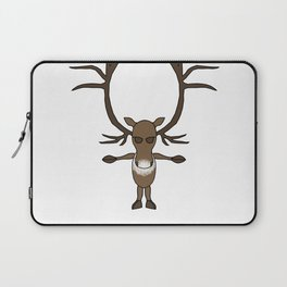 AK Life Caribou Laptop Sleeve