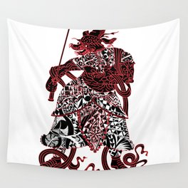 Chinese zodiac sign, Year of the Dragon Wall Tapestry