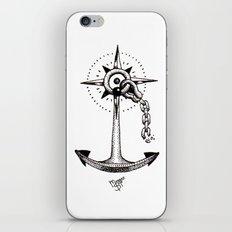 Ancla iPhone & iPod Skin