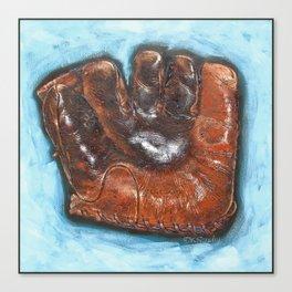 604 Splitfinger Canvas Print