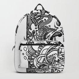Cluster Cluck Backpack