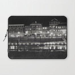 Riverfront Lights Laptop Sleeve