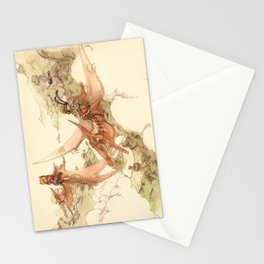 At the End of the World Stationery Cards