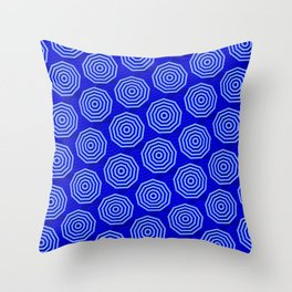 Op Art 182 Throw Pillow