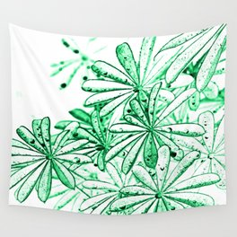 Raindrops X Wall Tapestry