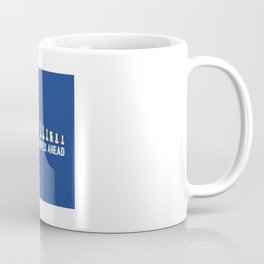 Always 3 Moves Ahead Chess Piece - Cool Chess Club Gift Coffee Mug
