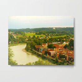 Bavaria Metal Print