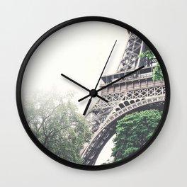 Eiffel Tower, Paris Wall Clock