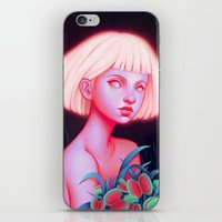venus iPhone & iPod Skins featuring Venus by Joifish