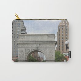 Washington Square Park Arch in June Carry-All Pouch