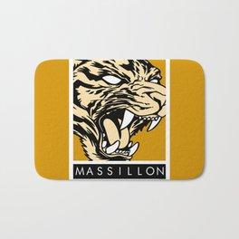MASSILLON TIGER Bath Mat