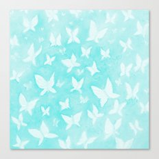 The Butterfly Dance Canvas Print