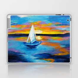 Sailing Away Laptop & iPad Skin