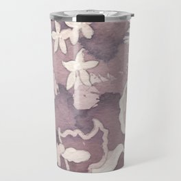 Floral Paisley Travel Mug