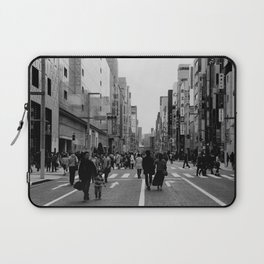 Ginza, Tokyo Laptop Sleeve