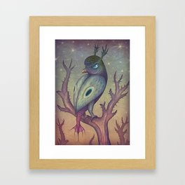 Hydrophiinae accipiter Framed Art Print